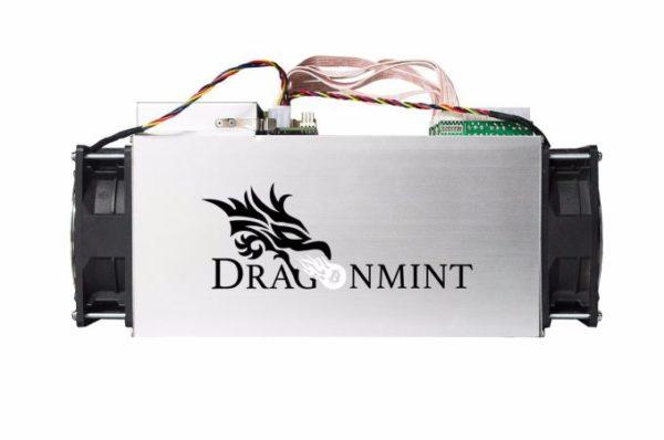 Купить новый ASIC майнер HalongMining DragonMint B52 . С проверкой, документами и гарантией